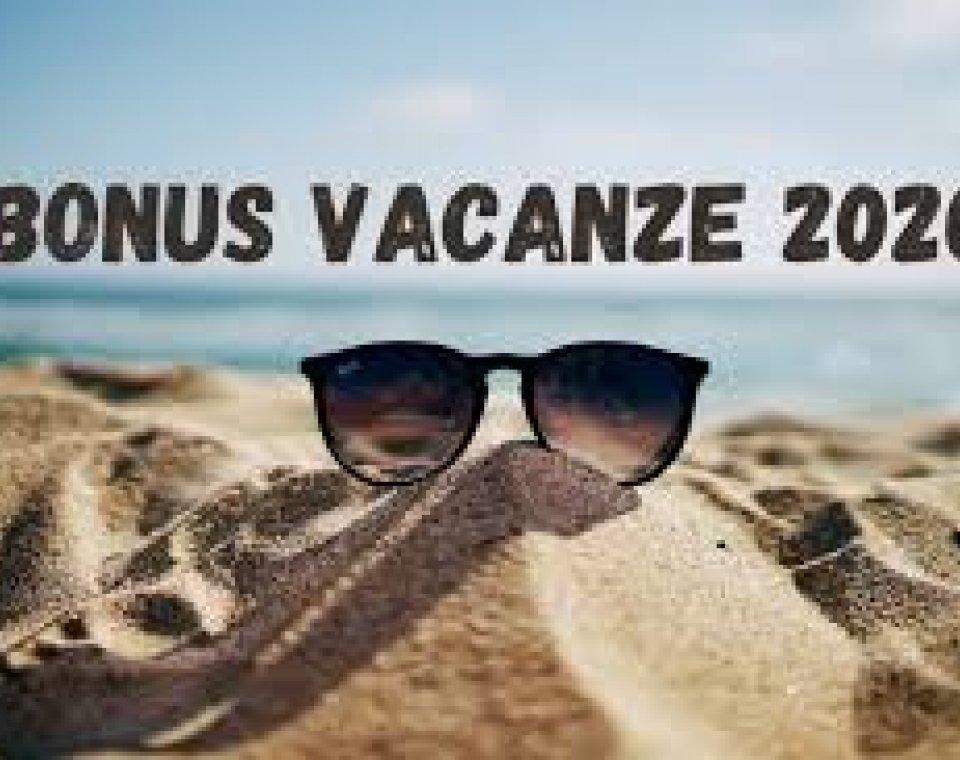 Sfrutta il Bonus Vacanze